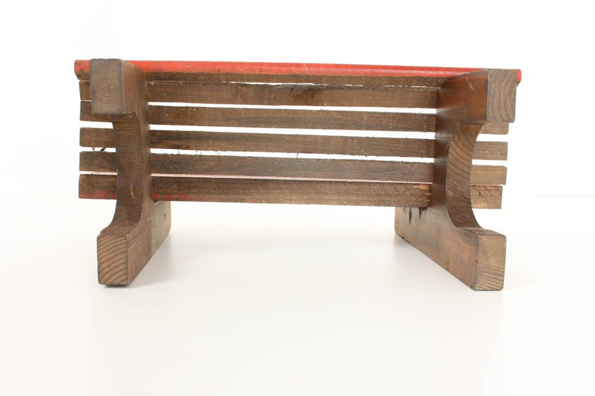 Coke coca cola crate wood bench advertisement sign for Wood crate bench