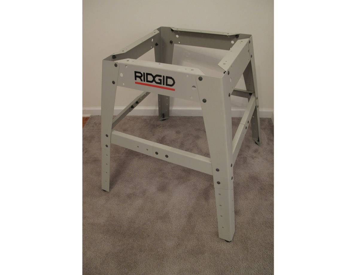 Ridgid Universal Adjustable Metal