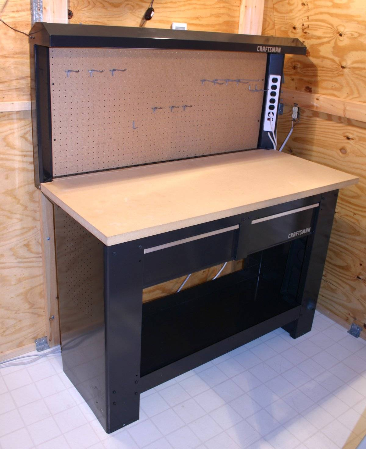 steel stainless workbench inch with detail mobile workbenches solid product metal buy drawers wood top