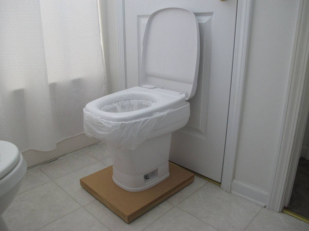 Toilet Portable Standard Home