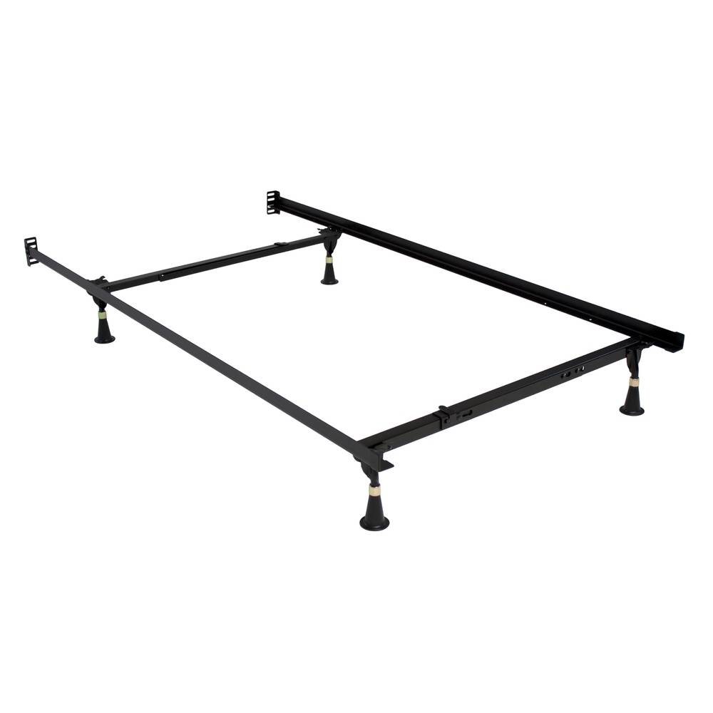 Bed Frame Twin Black