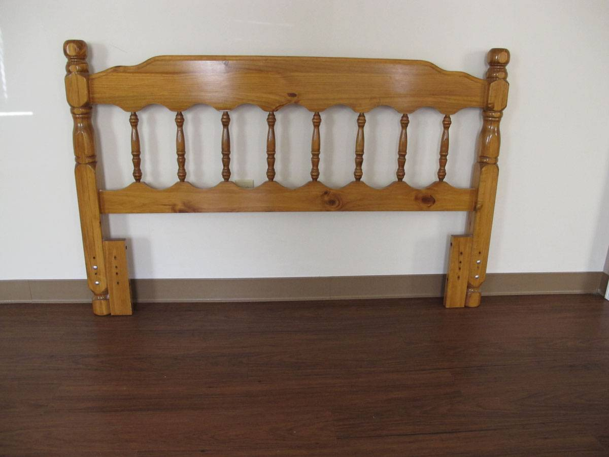 Headboard Queen Wood Frame