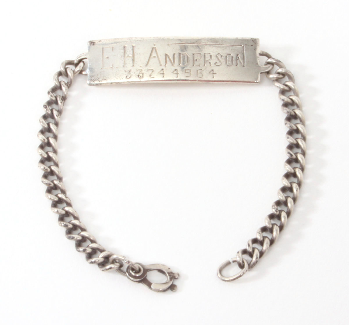alert id bracelet to fran the medical silver shop return elegant medic sender identification